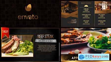 Exclusive Restaurant Digital Menu 20518518