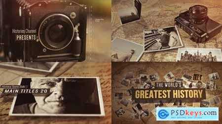 History Of The World Through Lenses 20469021