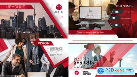 Corporate Profile Presentation 23719108