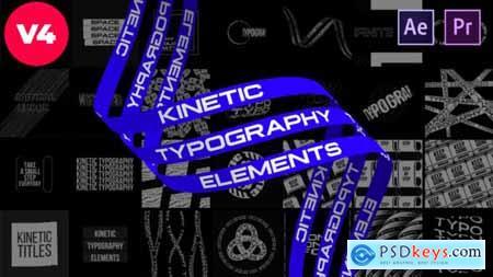 Kinetic Typography Elements 27299906