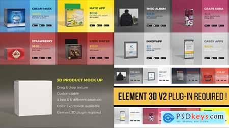 3D Product Mockups 21189126