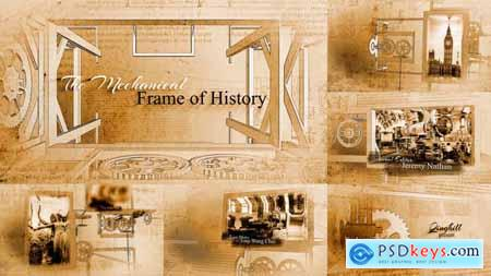 The Mechanical Frame of History 23741093