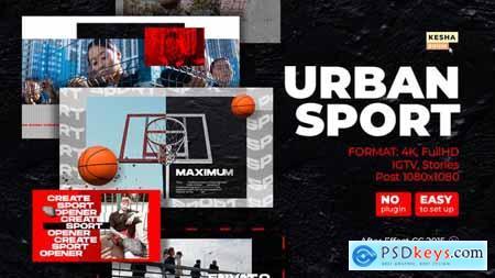 Urban Sport template 31282878
