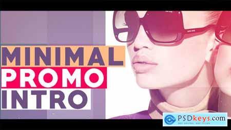 Minimal Promo Intro 21587507
