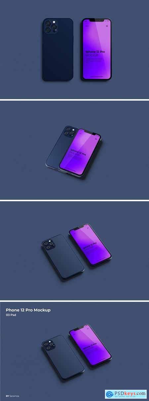 Phone 12 Pro Mockup