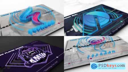 Audio React Logo Reveal 28991870