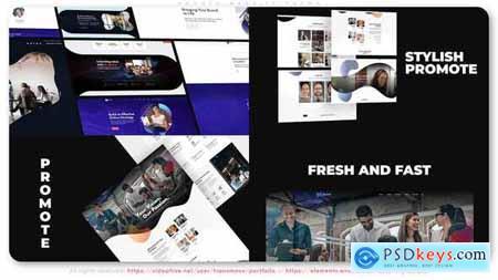 Smooth Website Promo 33749525