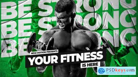 Powerful Bodybulding Fitness Blog Intro 33791993