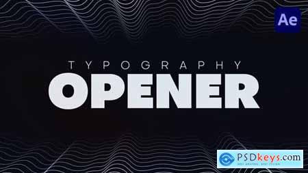Typography Promo 33002518