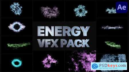 VFX Energy Elements - After Effects 33792039