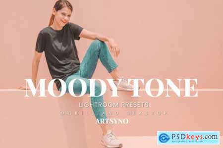 Moody Tone Lightroom Presets Dekstop and Mobile