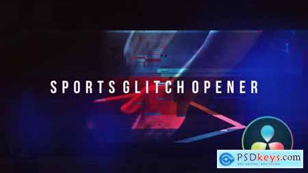 Glitch Sports Opener 31840844