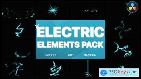 Electric Elements DaVinci Resolve 31915850