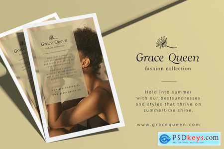 Grace Queen - Beauty Stylish Italic Font