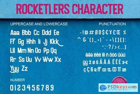 Rocketlers