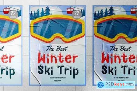 Winter City - Kids font