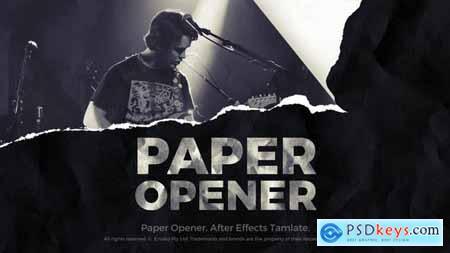 Paper Opener - Paper Slideshow 33805164