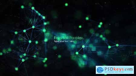 Parallax Abstract Plexsus Titles 33825655