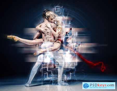 Linguistic Photoshop Action 21258707