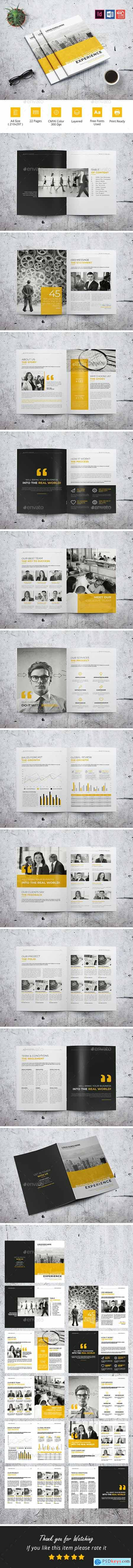Clean Business Proposal 21280656