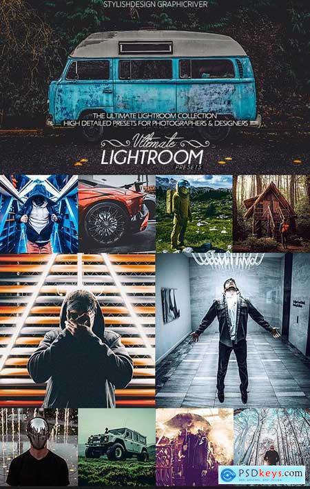 Ultimate Lightroom Presets 21251120