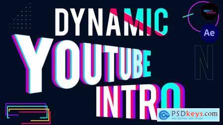Dynamic YouTube Intro 33737969