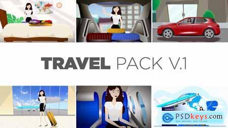 Travel Pack V.1 33843474