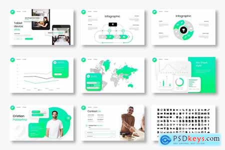 Bodrek – Business Powerpoint, Keynote and Google Slides Template