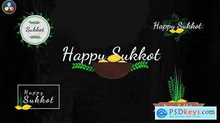 Sukkot Titles Jewish Holiday 33756496