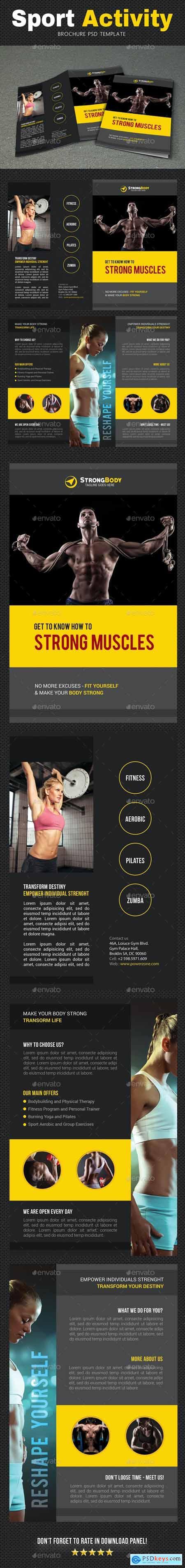 Sport Activity Brochure 3 20649464