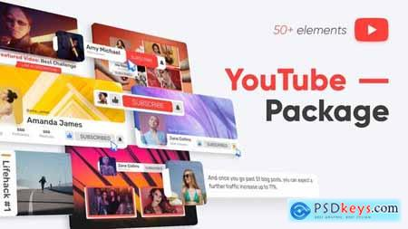 YouTube Package 33137931