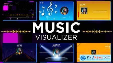 Music Visualizer Pack 33196162