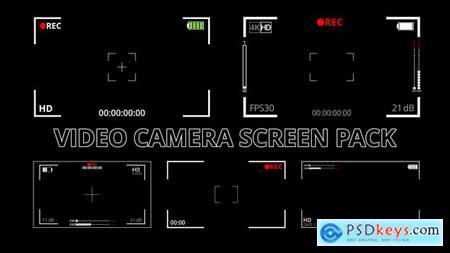 Video Camera Screen Pack 32048041
