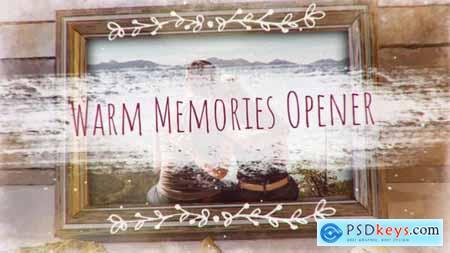 Warm Memories Photo Opener 31974609