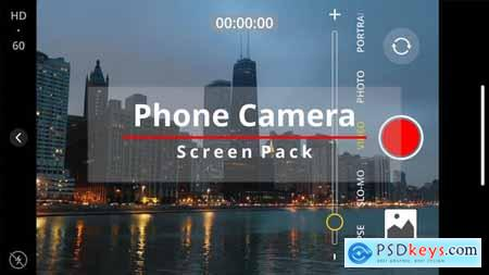 Phone Camera Screen Pack 32047840