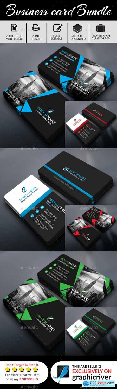 Business Card Bundle (6 In 1) 20529518