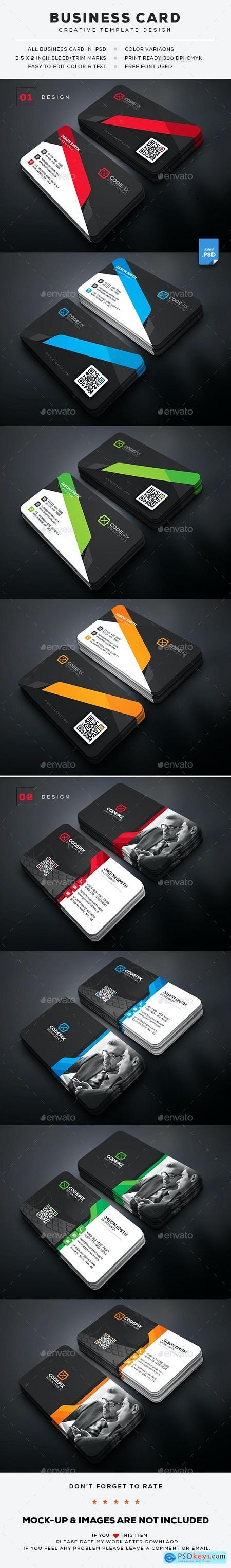 Business Card Bundle 20529485
