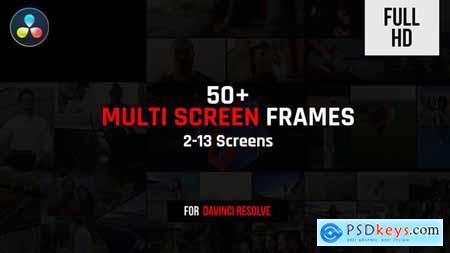 Multi Screen Frames Pack 32399508