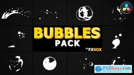 Flash FX Bubbles Elements DaVinci Resolve 32321158