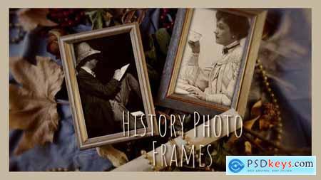 History Photo Frames Cinematic Opener 32443680
