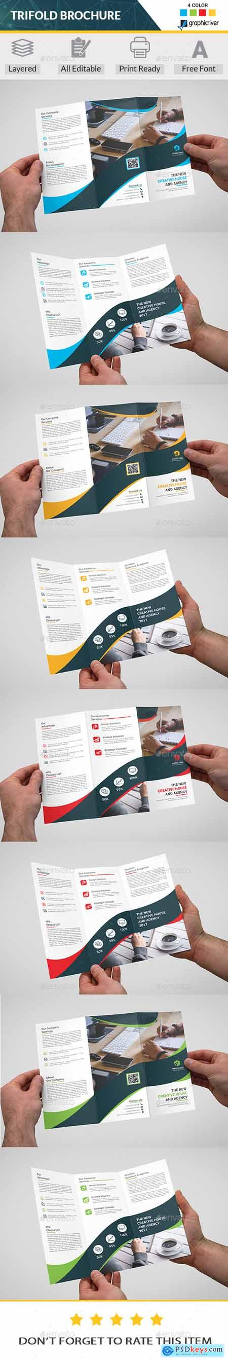 Trifold Brochure 20404064
