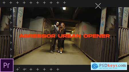 Agressor - Urban Opener - 33121825
