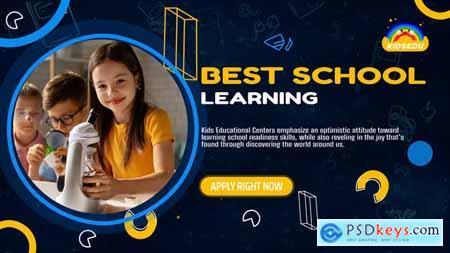Kids Education Promo MOGRT 32620015