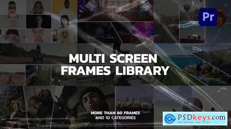 Multi Frame Library for Premiere Pro 32600083