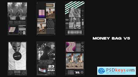 Money Bag V5 Instagram Stories 32605562
