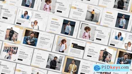 Fashion E-commerce Slides 32638281