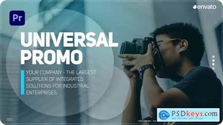 Universal Promo For Premiere Pro 32626162