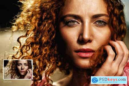 Painting Photoshop Action 6137347