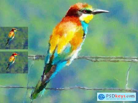 Canvas Oil Painting 6234840