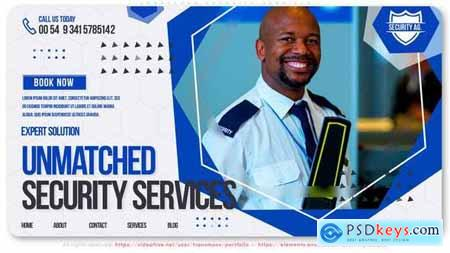 Unmatched Security Services 33994397